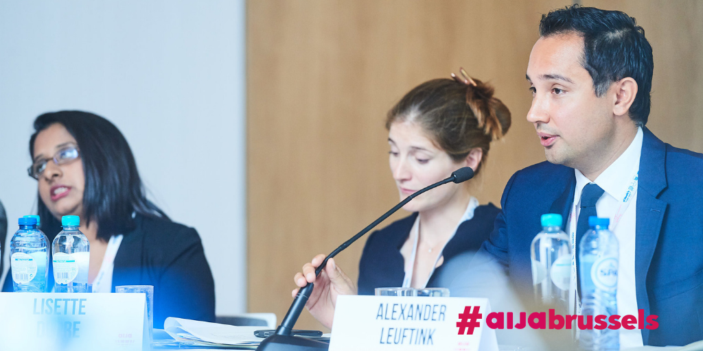 International family law in a globalised world – AIJA Brussels Congress 2018