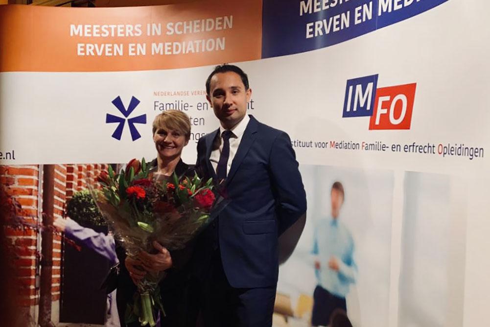 Alexander Leuftink nieuwe voorzitter vFAS