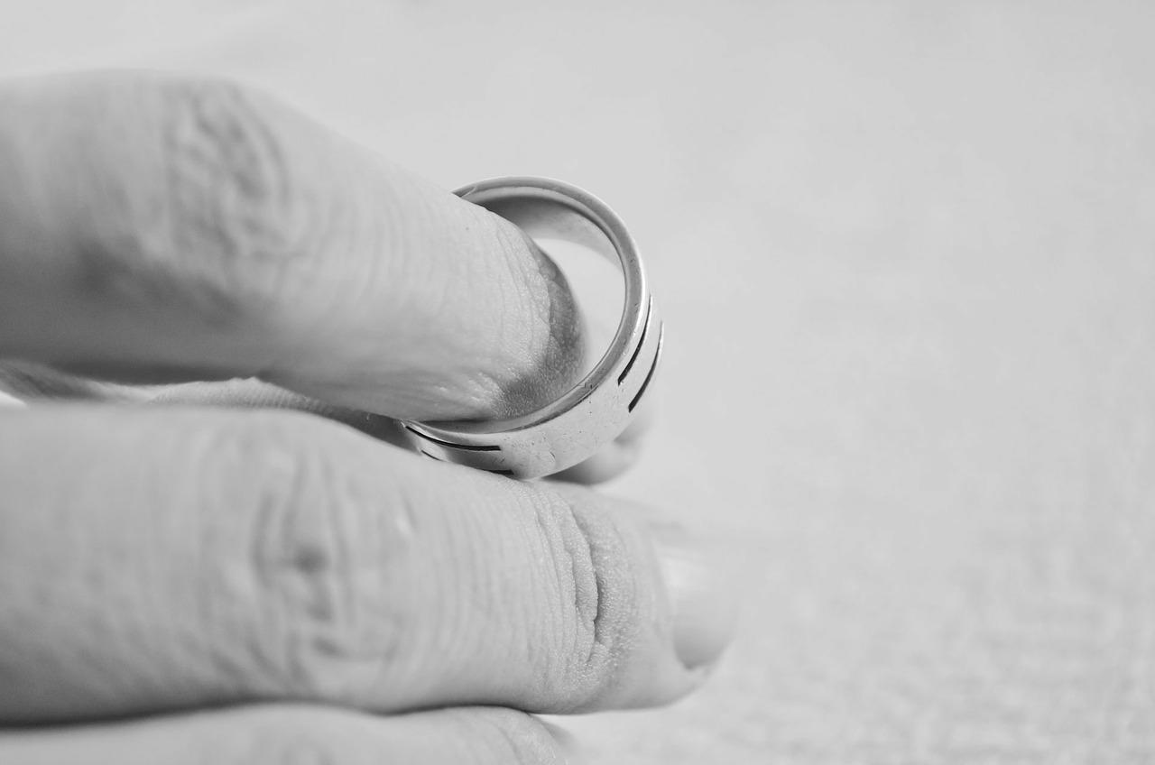 Exen minder vaak voor de rechter bij scheiding